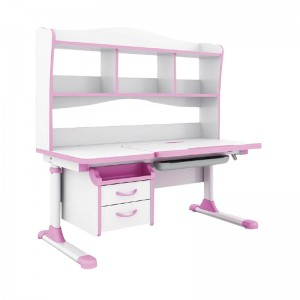 children's height adjustable desk PSTDQO2-B