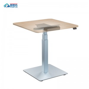 height adjustable office conference electric table PST35QT-D8