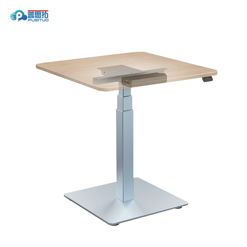 height adjustable office conference electric table PST35QT-D8 Featured Image