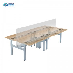 Height adjustable desk PST35TF-ET3