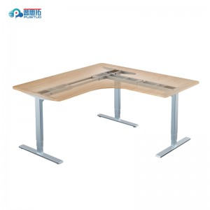 one-person table PST35TT-RS3-90°