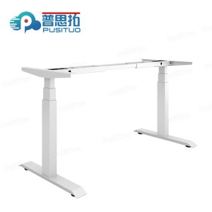 Factory best selling one-person table PST35TS-D10 – Wood Frame Elegant Dining Room Tables