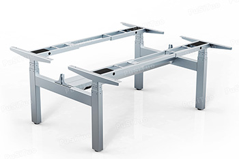 intelligent height adjustable desk for two PST35TF-ET2